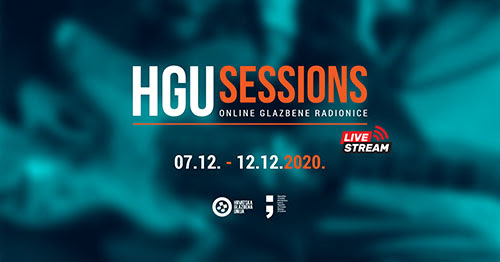 HGU Sessions LIVE stream!